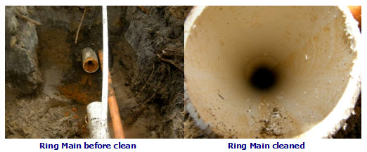 Statewide Pipeline Cleaning Service